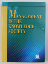 MANAGEMENT IN THE KNOWLEDGE SOCIETY , 2007