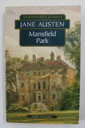 MANSFIELD PARK by JANE AUSTEN , 2000