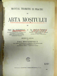MANUALTEORETIC SI PRACTIC DE  ARTA MOSITULUI   - DR. DRAGHIESCU SI VIRGILIU POPESCU