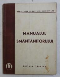 MANUALUL SMANTANITORULUI , 1951