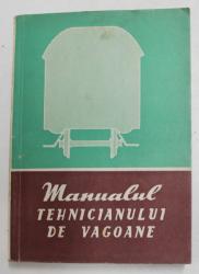 MANUALUL TEHNICIANULUI DE VAGOANE , 1960