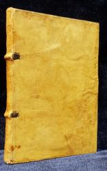 Manuscris de secol XVIII dupa ideile lui Ramon Llull(Raymond Lully) mare ganditor si cartograf catalan din secol XIII