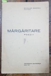 MARGARITARE de NICOLAE GANCEA DELA HANCA ( LEGIONARE)1940