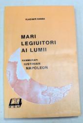 MARI LEGIUITORI AI LUMII-VLADIMIR HANGA