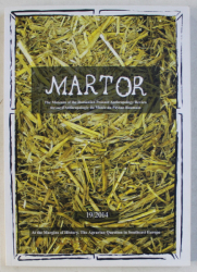 ' MARTOR ' THE MUSEUM OF THE ROMANIAN PEASANT ANTHROPOLOGY REVIEW  , EDITIE BILINGVA EHGLEZA - FRANCEZA , NR.  19 / 2014