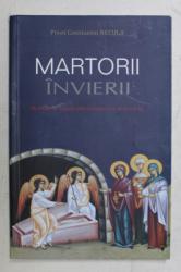 MARTORII INVIERII - MEDITATII LA APOSTOLELE DUMINICILOR DE PESTE AN de PREOT CONSTANTIN NECULA , 2020