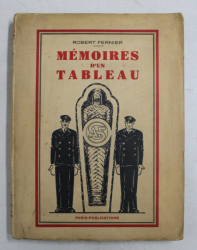 MEMOIRES D 'UN TABLEAU par ROBERT FERNIER , 1936