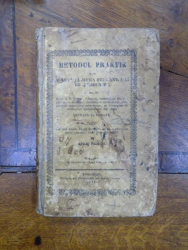 Metoda practica spre a invata limba germana mai cu inlesnire, Adolf Radvani, Bucuresti 1848