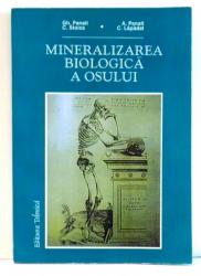 MINERALIZAREA BIOLOGICA A OSULUI de GH. PANAIT...C. LAPADAT , 1997