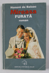 MIREASA FURATA  - roman de HONORE DE BALZAC , 1997