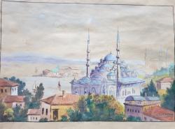 Moschee pe Bosfor, E. Delmotte