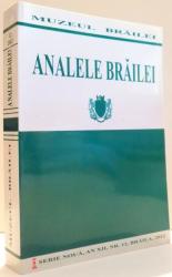 MUZEUL BRAILEI, ANALELE BRAILEI de ING. GH. T. MARINESCU , 2012