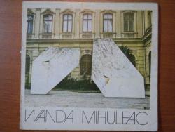 MUZEUL DE ARTA AL R.S. ROMANIA UNIUNEA ARTISTILOR PLASTICI DIN REPUBLICA SOCIALISTA ROMANIA-WANDA MIHULEAC,1988