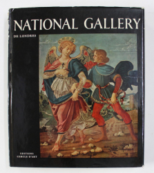 NATIONAL GALLERY DE LONDRES , texte de PHILIP HENDY , 1967