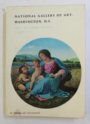 NATIONAL GALLERY OF ART , WASHINGTON , D.C. text by JOHN WALKER , 1975