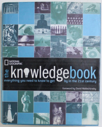 NATIONAL GEOGRAPHIC, THE KNOWLEDGE BOOK by DAVID WALLECHINSKY , 2007
