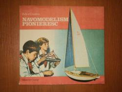 NAVOMODELISM PIONIERESC de ZELEA CRANTEA , 1984