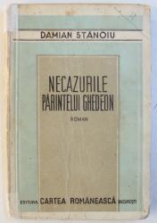 NECAZURILE PARINTELUI GHEDEON de DAMIAN STANOIU
