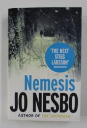 NEMESIS by JO NESBO , 2008
