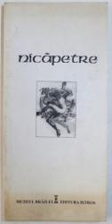 NICAPETRE , MINIALBUM CU LUCRARILE ARTISTULUI , 2001 , PREZINTA HALOURI DE APA