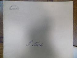 NICOLAE FURCA  , MEDALION EROTIC   , MANUSCRIS  PUBLICAT IN REVISTA  UNU
