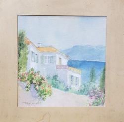 Nicolae Grant - Vila din Grecia