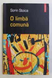 O LIMBA COMUNA  - povestiri de SORIN STOICA , 2005