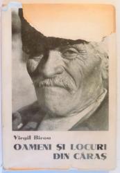 OAMENI SI LOCURI DIN CARAS de VIRGIL BIROU , 1940