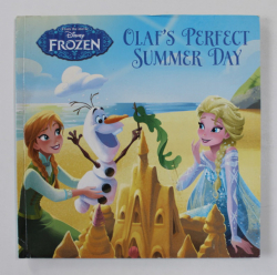 OLAF 'S PERFECT SUMMER DAY - FROM THE MOVIE FROZEN - DISNEY , 2015