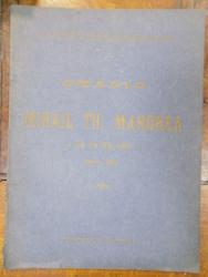 Omagiu lui Mihai Th. Mandrea la 70 de ani 1844 -1914