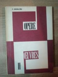 OPERE VOL II de C. BRAILOIU , 1969