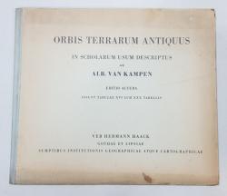 ORBIS TERRARUM ANTIQUUS IN SCHOLARUM USUM DESCRIPTUS AB ALB. VAN KAMPEN - EDITIE ANASTATICA