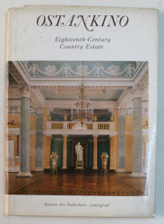 OSTANKINO , EIGHTEENTH - CENTURY , COUNTRY ESTATE , 1981