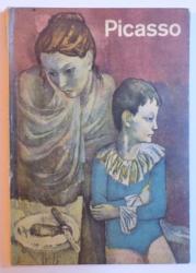 PABLO PICASSO von RICHARD HIEPE, 1965