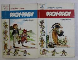 PAGY-PAGY , ENGLISH READER VOL. I - II by MARIANA TARANU , 1996