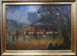 Pan Ioanid (1878-1956) - Hora pe inserat