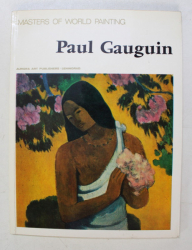 PAUL GAUGUIN , EDITIE IN ENGLEZA SI RUSA , 1977