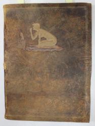 PAUL VERLAINE - FETES GALANTE - COLLECTION 'LES MANUSCRITS DES MAITRES  ' , 1920
