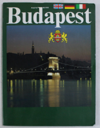 PHOTO GUIDE , BUDAPEST , text by ILDIKO DEAK , 1991