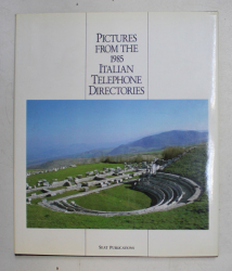 PICTURES FROM THE 1985 ITALIAN TELEPHONE DIRECTOIRES , 1985
