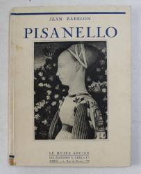 PISANELLO par JEAN BABELON , 1931