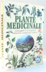 PLANTE MEDICINALE, RECUNOASTEREA SI UZ TERAPEUTIC, ALIMENTAR, AROMATIZANT, COSMETIC de PAOLA MANCINI , 2012