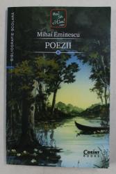 POEZII de MIHAI EMINESCU , * ANTUME , POSTUME , 2018