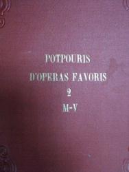 POTPOURIS DÓPERAS FAVORS VOL.II