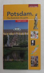 POTSDAM - THE ILLUSTRATED CITY GUIDE , ANII '2000