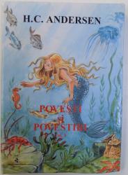 POVESTI SI POVESTIRI VOL. I de H. C. ANDERSEN , ilustratii de VILHEM PEDERSEN si LORENZ FROLICH , 1998