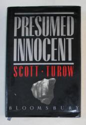 PRESUMED INNOCENT by SCOTT TUROW , 1987