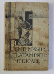 PRIME MASURI SI TRATAMENTE MEDICALE SPRE PREVENIREA SI COMBATEREA BOLILOR ED. III - 26 000