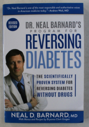 PROGRAM FOR REVERSING DIABETS by NEAL BARNARD , 2017