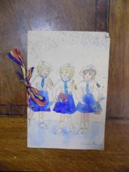Program Liceul de fete Regina Maria